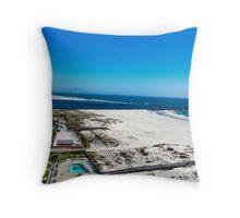 Orange Beach, Alabama USA Throw Pillow