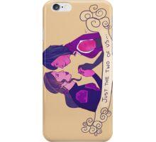 Femslash February - Korrasami iPhone Case/Skin