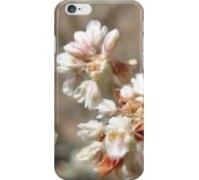 Funny Little Mystery Flowers  iPhone Case/Skin