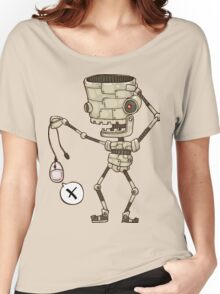 Robot X Women's Relaxed Fit T-Shirt