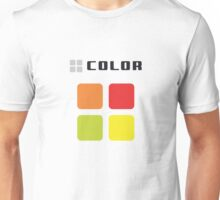 Color - BitGen Unisex T-Shirt