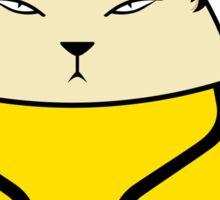 Bruce the Cat Sticker