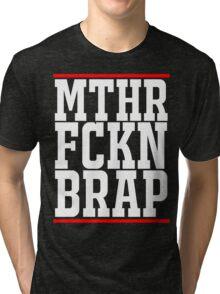 brap braaap! MX Tri-blend T-Shirt