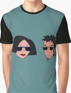 Jane & Trent Graphic T-Shirt