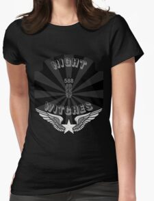 Night Witches Womens Fitted T-Shirt