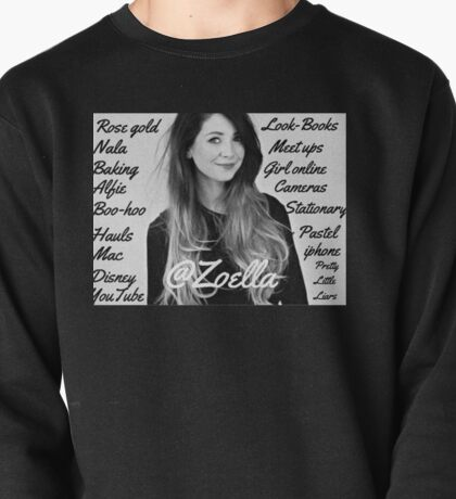 All things Zoella - LARGE  Pullover