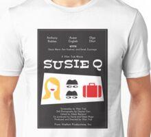 Susie Q (2016) - movie poster by Treffly Coyne Unisex T-Shirt
