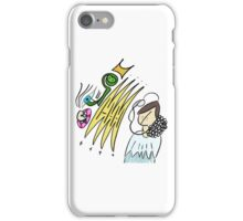 The Madness' Doctor iPhone Case/Skin