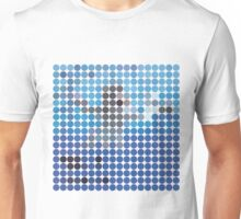 NIRVARNA, NEVERMIND, BENDAY DOTS, KURT COBAIN Unisex T-Shirt