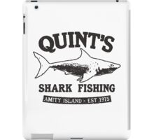 JAWS cool shark iPad Case/Skin