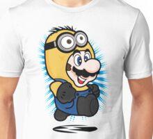 Minion Mario Unisex T-Shirt