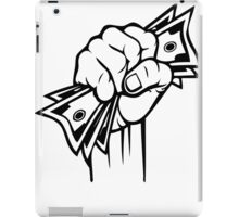 GET THAT MONEY iPad Case/Skin