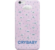 CRY BABY  iPhone Case/Skin