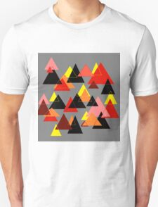 Red Mountains T-Shirt