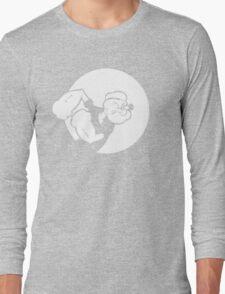 Popeye Long Sleeve T-Shirt