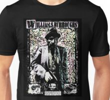 William Burroughs. Unisex T-Shirt