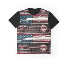 FORD MUSTANG USA Graphic T-Shirt