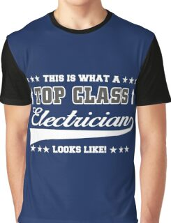 electrician tshirt Graphic T-Shirt