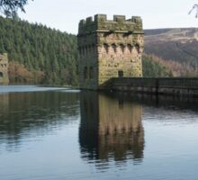 Derwent Dam Sticker