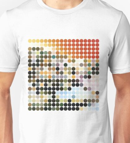 LED ZEPPELIN, BENDAY DOTS, HOUSES OF THE HOLY Unisex T-Shirt