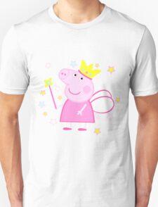 Peppa Fairy Pig Unisex T-Shirt