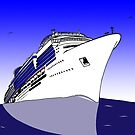Cruiseliner by Michael Birchmore