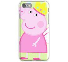 Peppa Fairy Pig iPhone Case/Skin