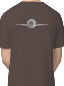 Supermarine, Spitfire, Supermarine, Spitfire, Head on, Fighter, WWII, 1942, Fighter, WWII, 1942, on WHITE Classic T-Shirt