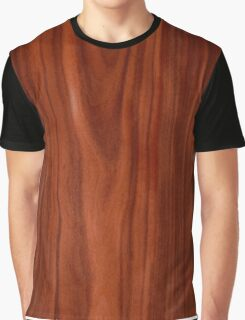 Beautiful red wood design Graphic T-Shirt