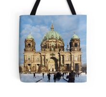 Berlin Cathedral, Berliner Dom Tote Bag