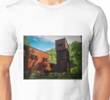 Industrial Towers  Unisex T-Shirt