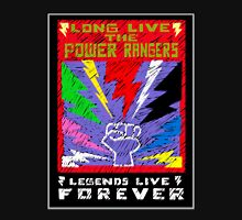 Long Live the Power Rangers Unisex T-Shirt