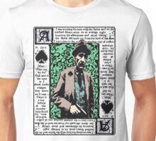 William.S.Burroughs. Unisex T-Shirt