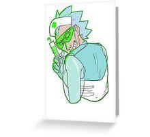 Surgeon Rick Greeting Card