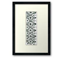 Ninti Framed Print
