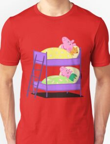Peppa Pig Bed Time T-Shirt