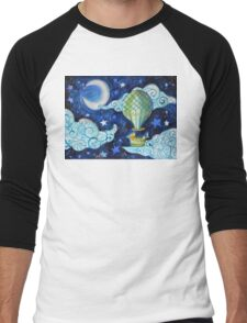 Journey to the Stars Men's Baseball ¾ T-Shirt