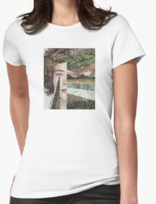 my darling clementine Womens Fitted T-Shirt