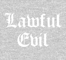 Lawful Evil One Piece - Long Sleeve