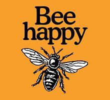 Bee Happy Beekeeper Design Unisex T-Shirt