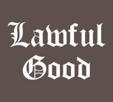 Lawful Good Baby Tee