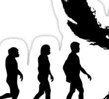 Evolution of X-Man - Phoenix Sticker