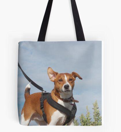 Stan the Super Dog Tote Bag