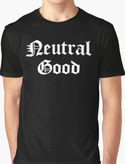 Neutral Good Graphic T-Shirt