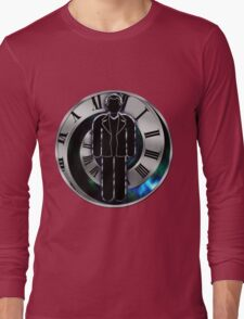 Doctor Who - 9th Doctor - Christopher Eccleston Long Sleeve T-Shirt
