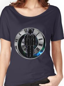 Doctor Who - 9th Doctor - Christopher Eccleston Women's Relaxed Fit T-Shirt