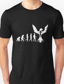 Evolution of X-Man - Phoenix Unisex T-Shirt