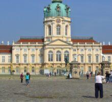 Charlottenburg Palace, Berlin Sticker