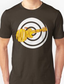 The Monkees Guitar Logo T-Shirt