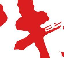 Akira v2 Sticker
